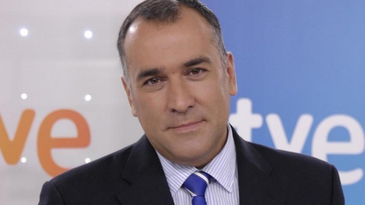 Xabier Fortes, nuevo presentador y director de Los desayunos de TVE.