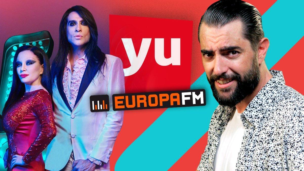 'Yu, no te pierdas nada' abandona Los 40 i es passa a Europa FM