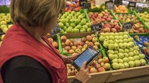 Els súpers han duplicat les vendes 'on line' en dos anys