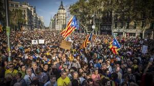 El sobiranisme es manifestarà el 16 de febrer a Barcelona
