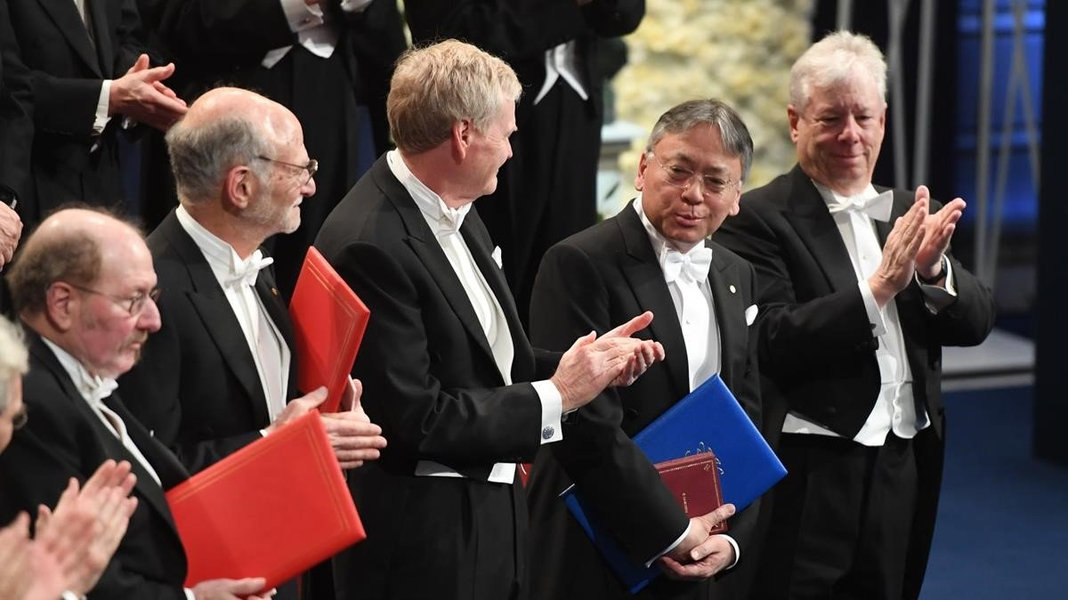 Premio Nobel de Literatura: Olga Tokarczuk y Peter Handke fueron los galardonados