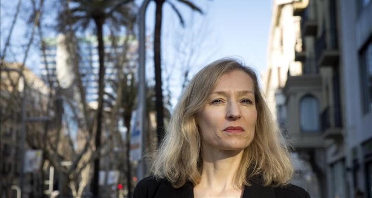 """Corine Pelluchon: """"El patiment animal és una vergonya"""""""