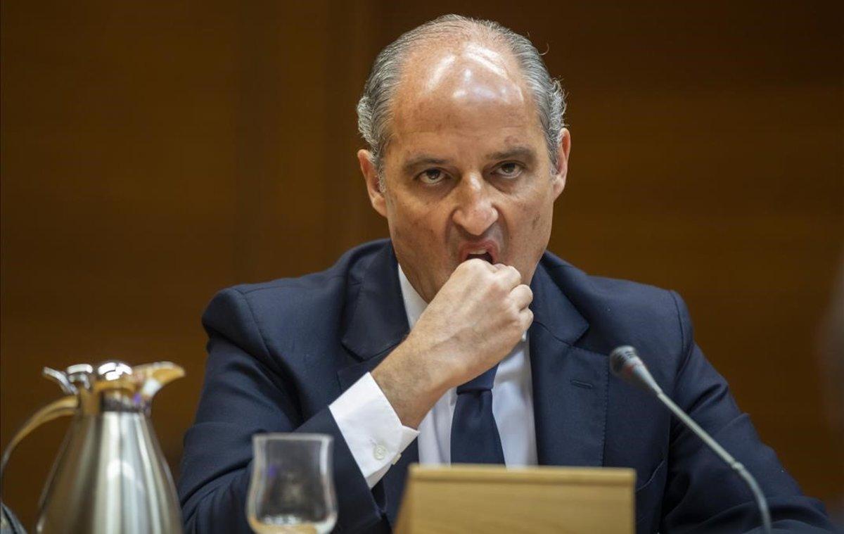 Una empresa pública del Govern valencià va sufragar el PP de Camps i Rus, segons la Guàrdia Civil
