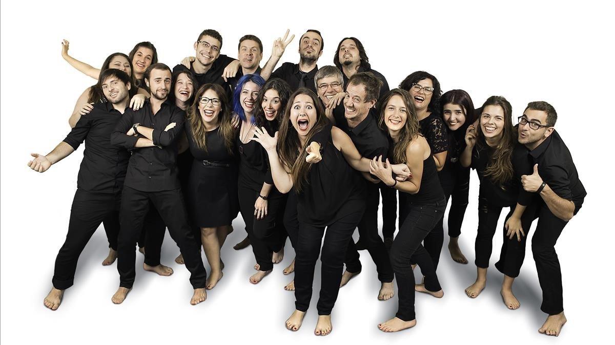 Los Barcelona Gospel Messengers protagonizarán una noche de gospel latino junto a la London Community Gospel Choir y la Barcelona Big Latin Band.