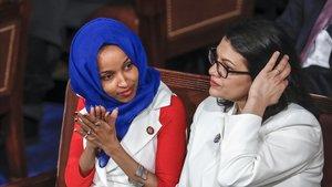 Israel prohibeix l'entrada a dues congressistes musulmanes dels EUA