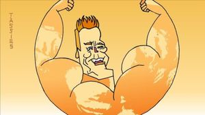 Arnold Schwarzenegger: nascut culturista