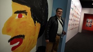 America Sanchez, el rei dels logos de Barcelona