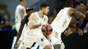 Coronavirus: l'AX Milà-Reial Madrid de bàsquet es jugarà a porta tancada