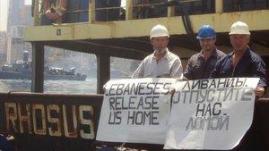 Un vell mercant rus va portar el nitrat d'amoni a Beirut fa set anys