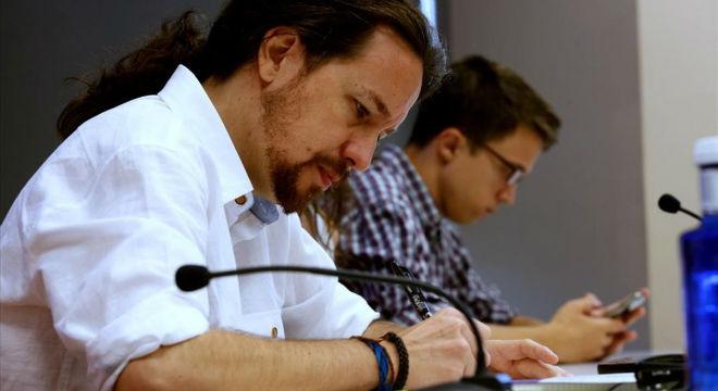 Pablo Iglesias assegura que daquí quatre anys podran guanyar les eleccions