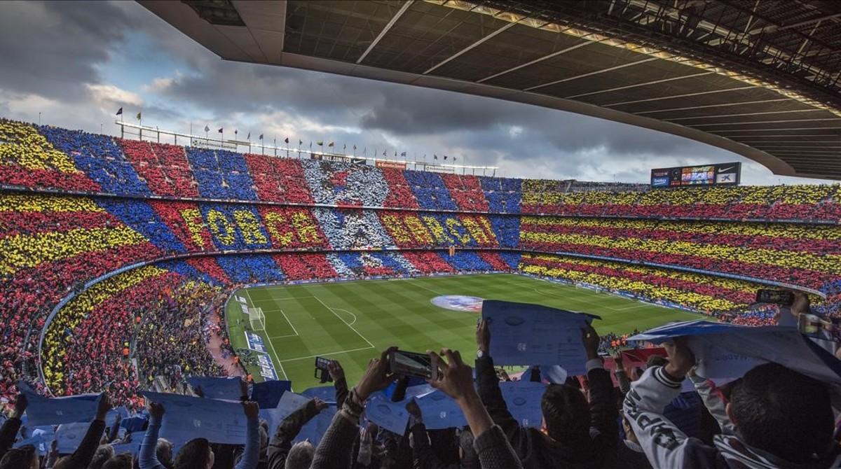 Los muertos del Camp Nou