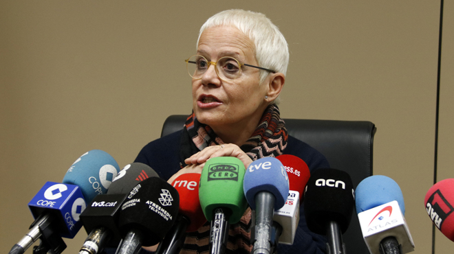 La fiscal en cap de BCN investigarà si els insults que va rebre en el judici del 9-N són delicte