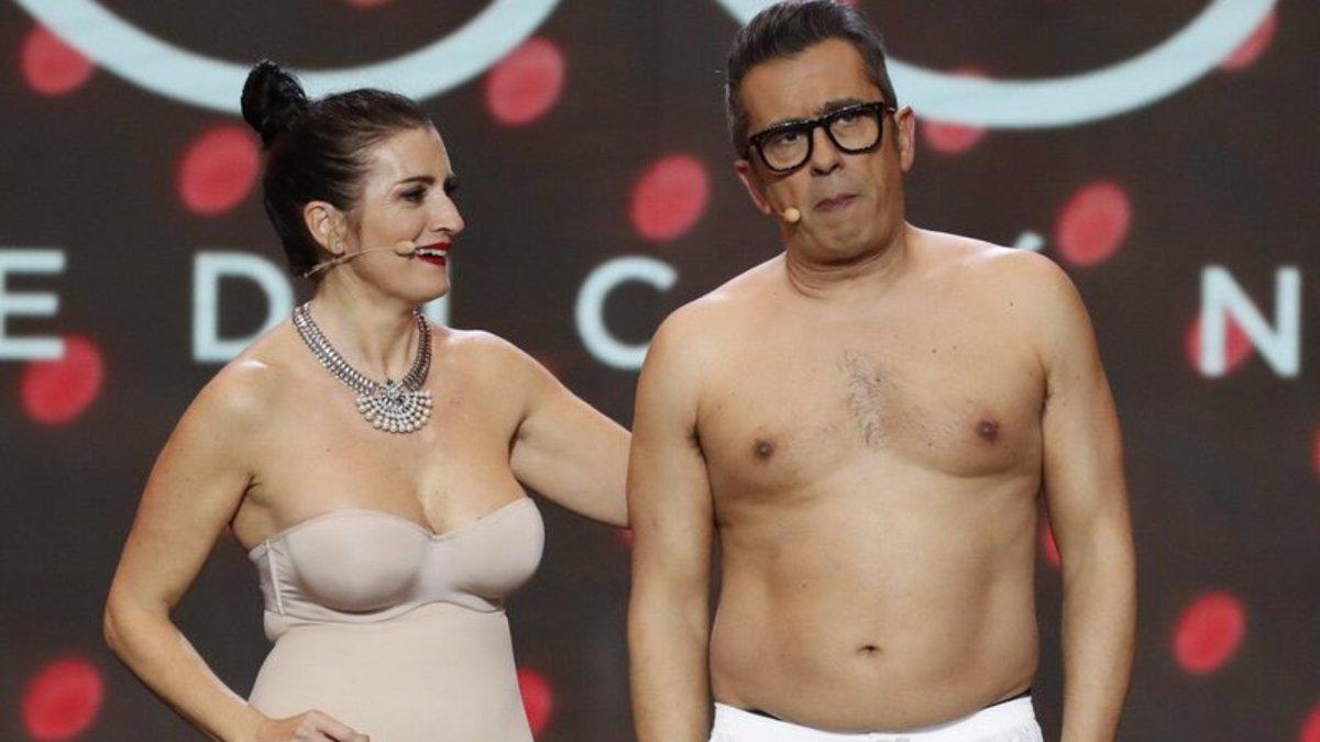 Presentadora gente foto victoria abril desnuda actualidad