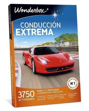 Wonderbox conduccion