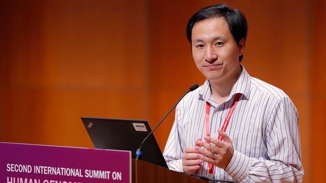 Tres anys de presó per al científic xinès que va modificar nadons genèticament