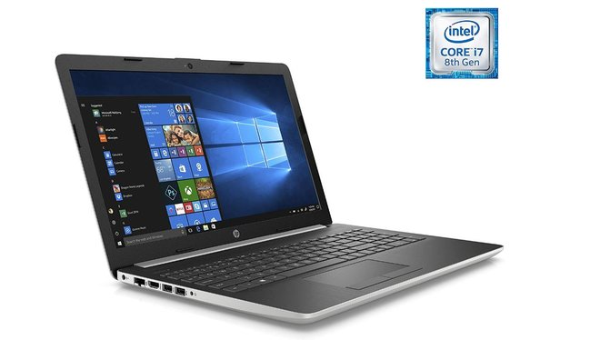 HP Laptop 15-da1017ns