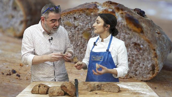 La recepta de pa amb nous d'Anna Bellsolà que et farà feliç