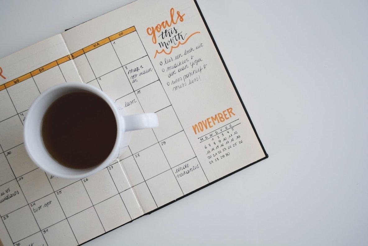 Siete agendas para poner en orden el nuevo curso