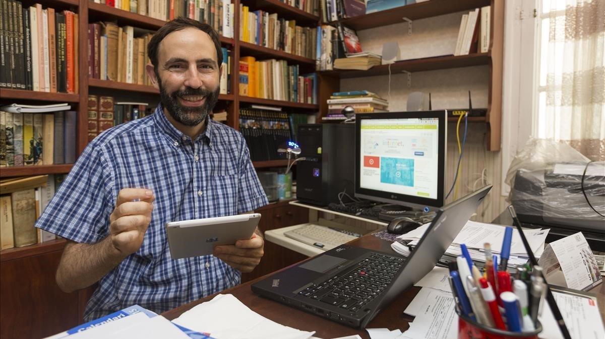 Andreu Veà, en una imagen de archivo.