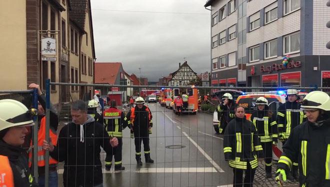 Almenys 30 ferits en un atropellament múltiple a Alemanya