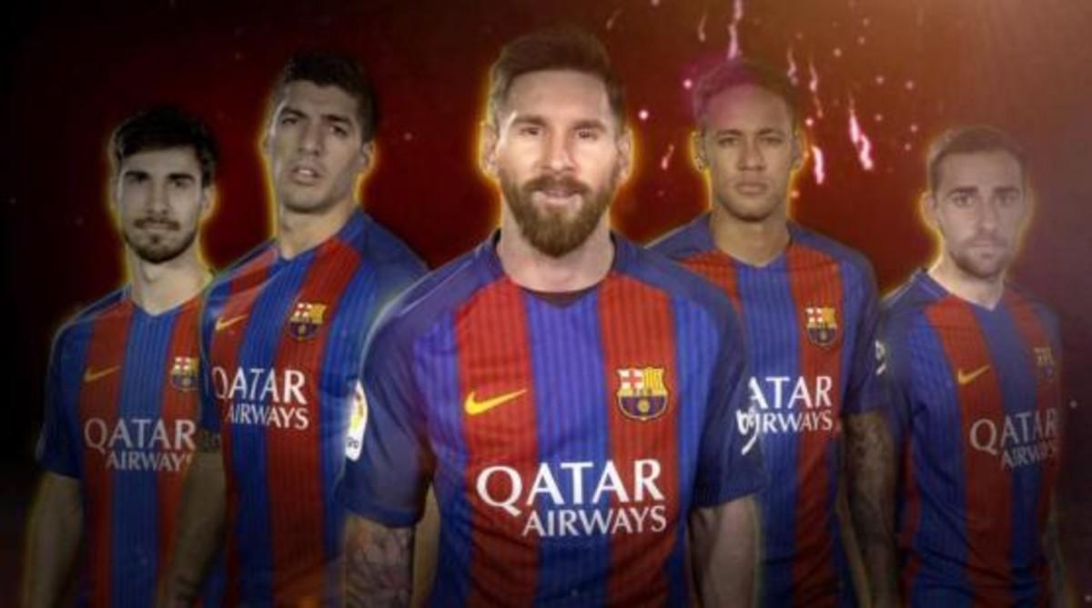 El Barça felicita de nuevo el Año Nuevo Chino para la base de seguidores del club en el gigante asiático.