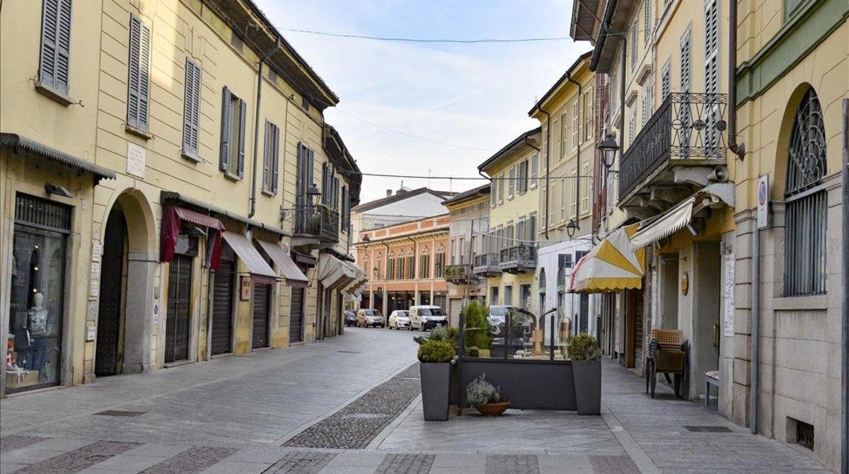 El coronavirus llegó a Italia
