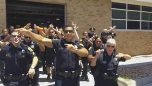 Captura del vídeo de los policías de Norfolk, Virginia