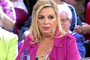 "Carmen Borrego responde a Alonso Caparrós tras sus críticas a Terelu: ""Si estás aquí es por mi madre"""