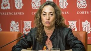 Carolina Punset, eurodiputada de Ciudadanos.