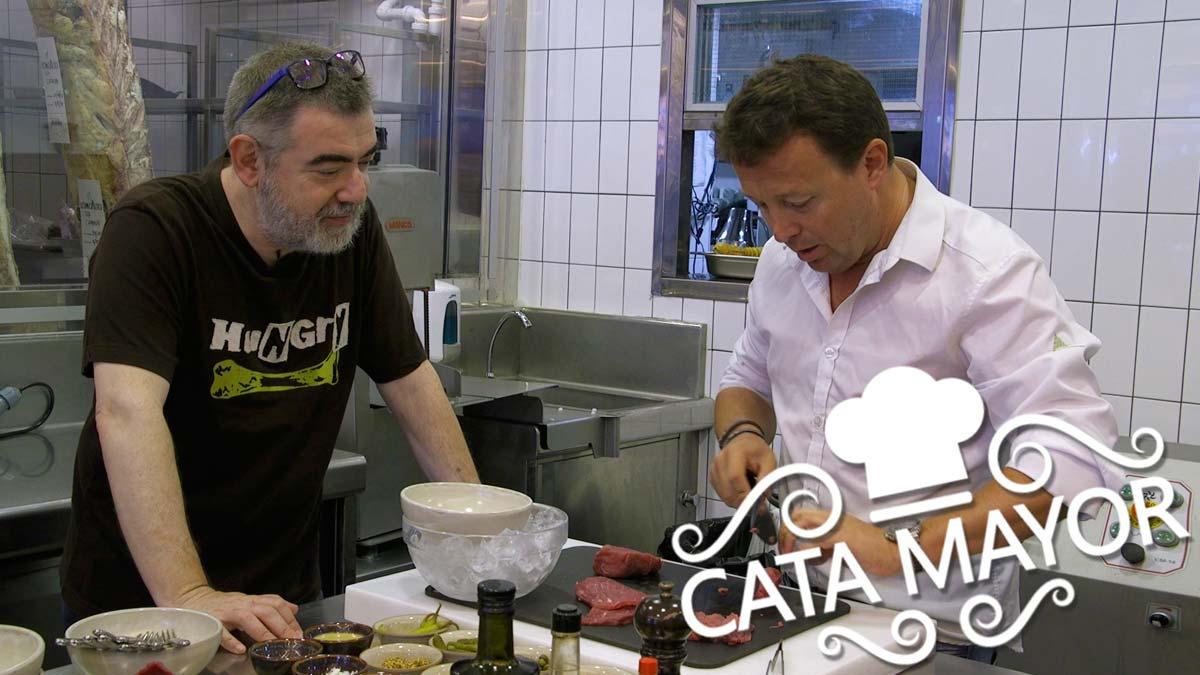 Cata Mayor: Lomo Bajo: cómo preparar un 'steak tartar' perfecto