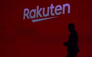 El CEO de Rakuten, Mickey Mikitani, en el Mobile del 2019.