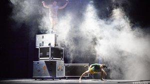 'Nu': circo al desnudo