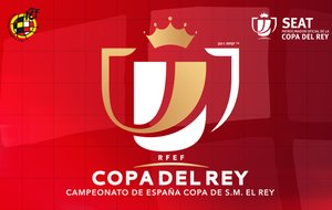Sorteo Copa del Rey.