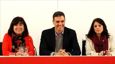 El PSOE reclama a los jubilados que aumenten su protesta por las pensiones