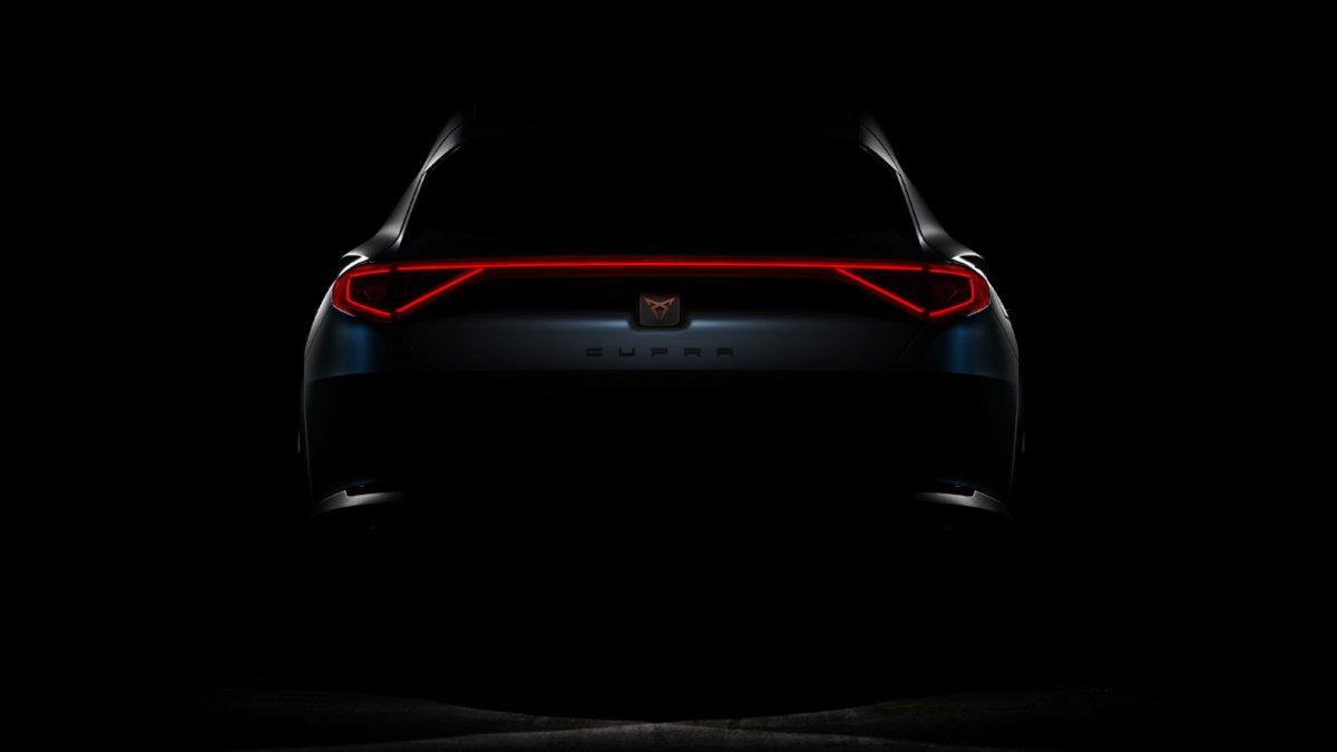 El primer modelo 100% Cupra será un CUV y se verá el 22 de febrero.