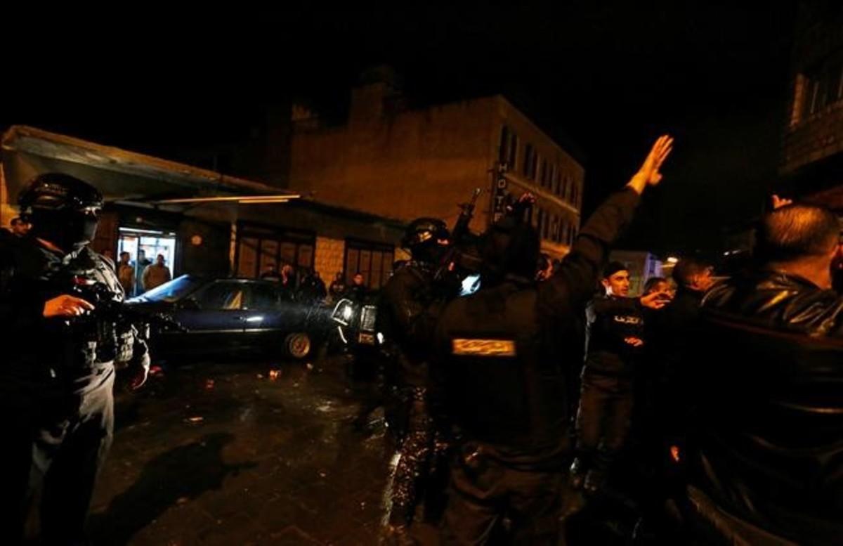 L'assalt a un castell turístic a Jordània acaba amb 14 morts, entre ells quatre atacants