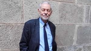 """Eduardo Mendoza: """"Sobre Catalunya, hem de fer un esforç per raonar"""""""