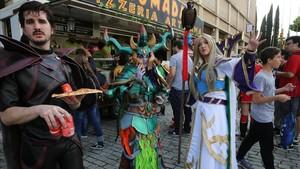 El Saló del Manga bat rècords amb 148.000 visitants