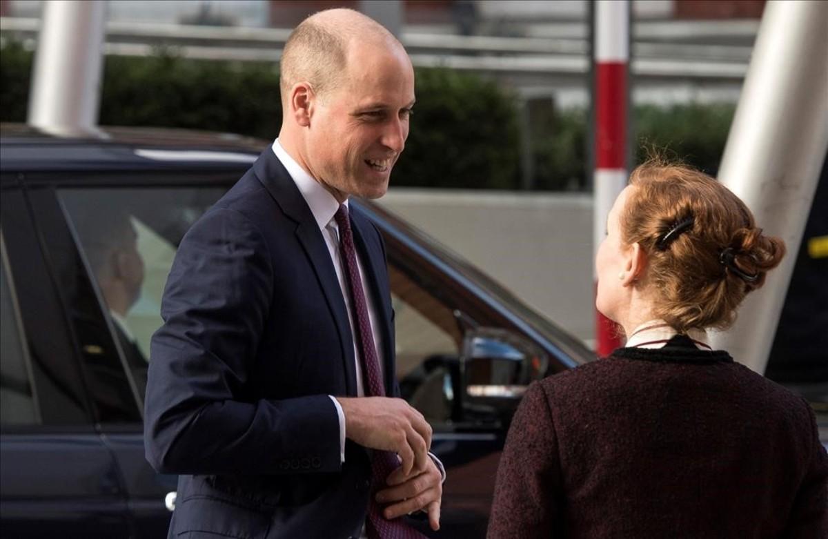 La presa de pèl del príncep Guillem