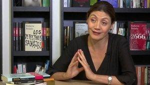 La editora de Penguin Random House Pilar Reyes.