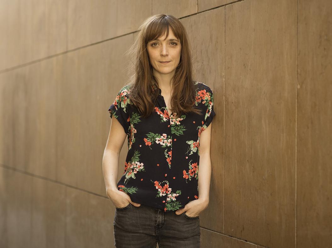 Elena Trapé, guionista y directora de 'Les distàncies', película triunfadora del festival de Málaga.