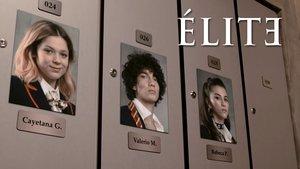'Élite' ya graba su segunda temporada con tres nuevos fichajes