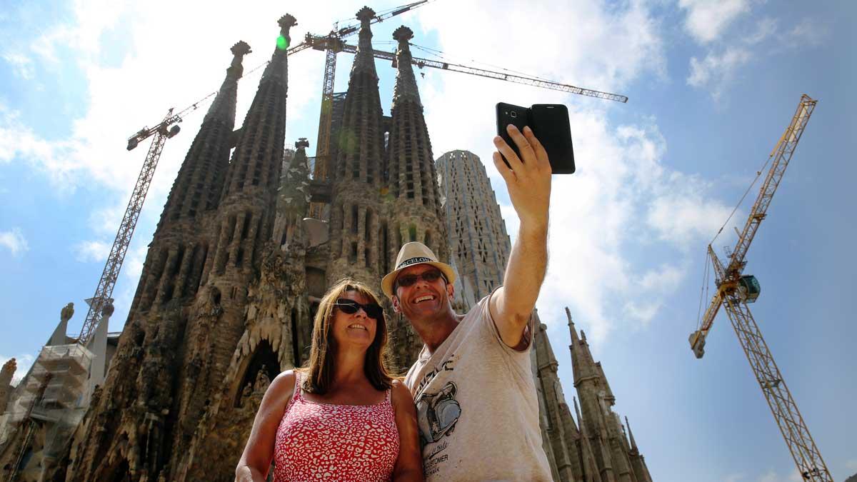 España suma 47 millones de turistas hasta el mes de julio.