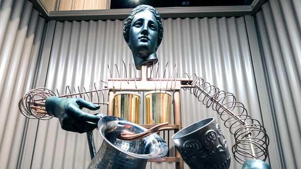Exposición en CosmoCaixa: Robots: los humanos y las máquinas.