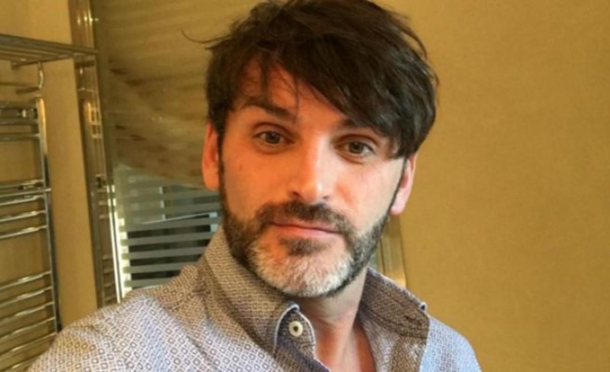 El actor Fernando Tejero en una foto de su Instagram.