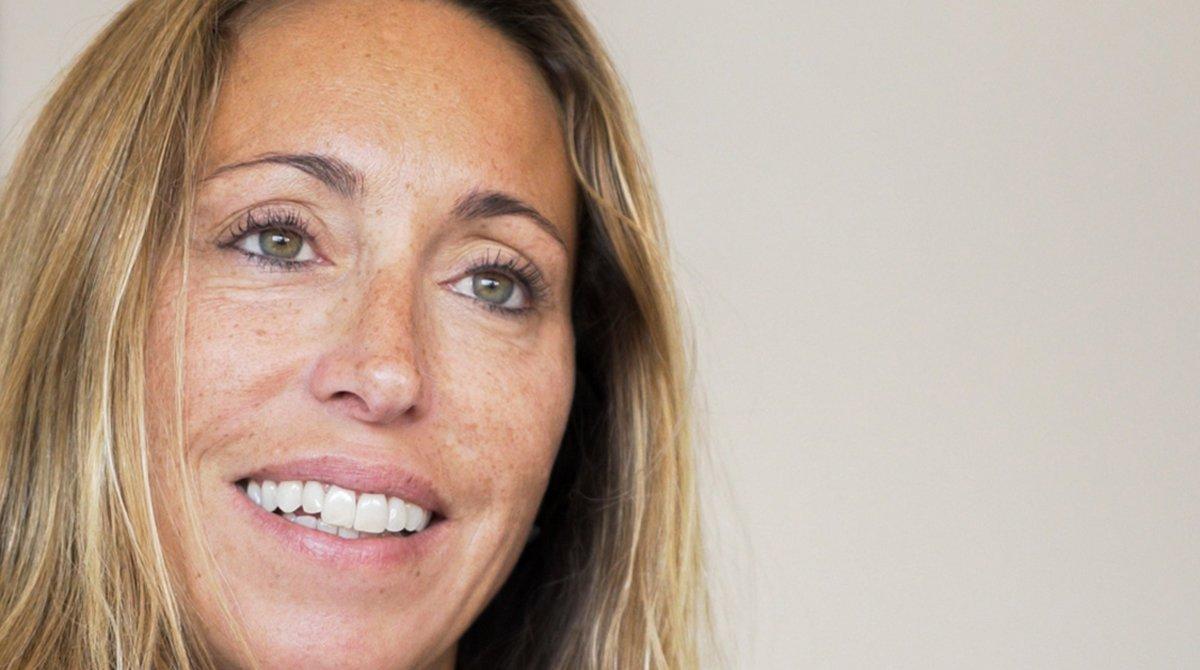 Gemma Mengual: «La família és el millor equip»