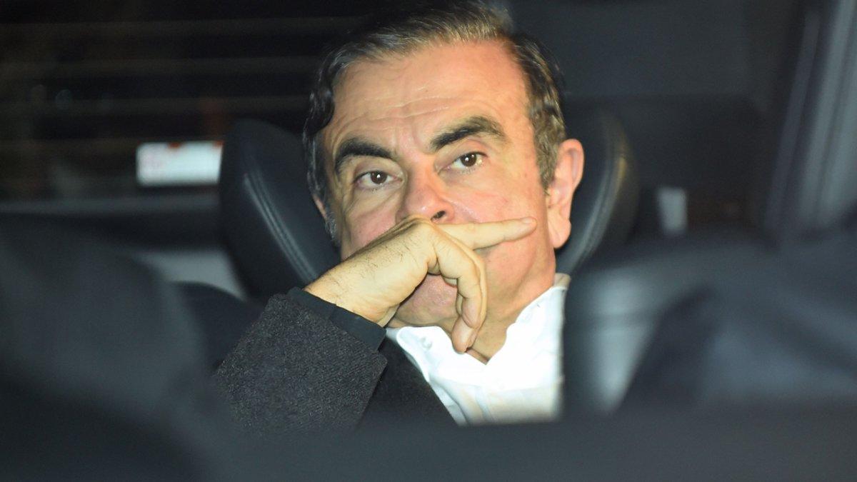 Exmagnate Carlos Ghosn huye de Japón y se refugia en Líbano