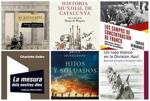Historia: 16 libros recomendados para Sant Jordi 2019