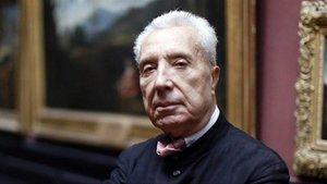 El historiador y pensador Marc Fumaroli.
