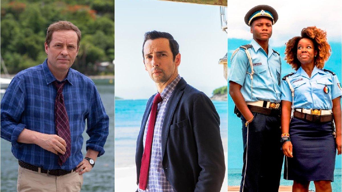'Crimen en el paraíso' vuelve a Cosmo: estas son las novedades de la nueva temporada